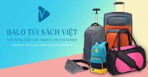 Balo túi xách Việt - Xưởng may balo quà tặng doanh nghiệp uy tín TPHCM